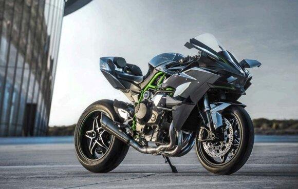 Kawasaki H2-H2R
