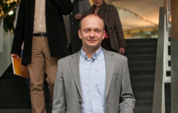 N.Mačiulis: lėtesnis Lietuvos ekonomikos augimas nenuvilia, gyventojai prie sunkumų priprato ir ignoruoja