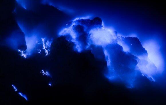 Kawah Ijen ugnikalnis