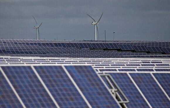 Atsinaujinanti energetika