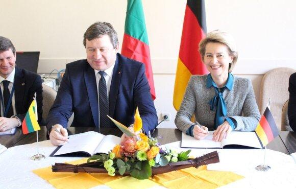 """Kuo Lietuvai palanki naujoji EK vadovė, o kas kelia nerimą: tai nebus """"bičiulis"""" Junckeris"""