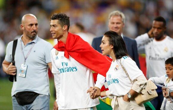 Nuno Marecošas, Cristiano Ronaldo su drauge