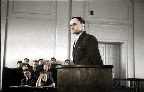 Witoldo Pileckio parodomasis teismas