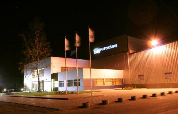 Įmonės Putokšnis pastatas