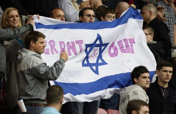 """""""West Ham"""" fanai reikalauja Avramo Granto atsistatydinimo"""