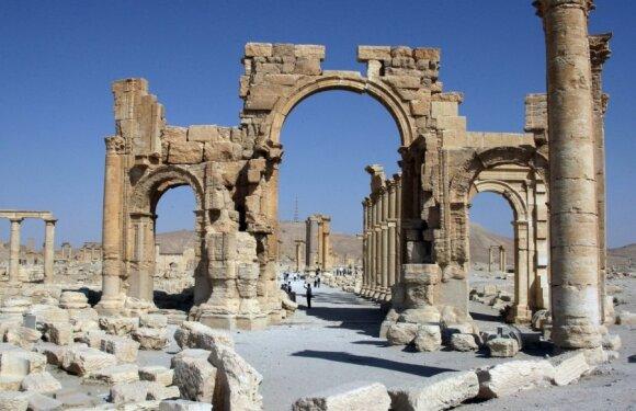 Palmyra, Sirija
