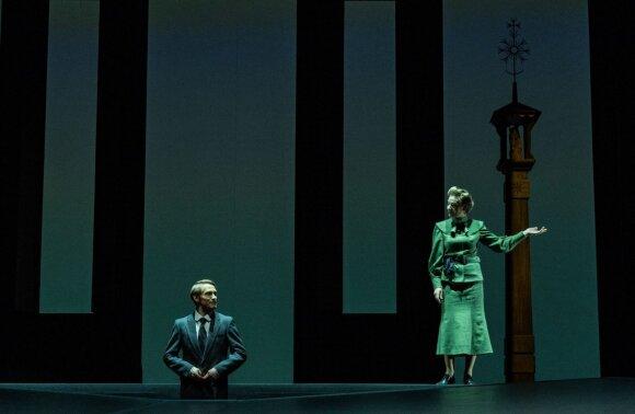 """Juozo Miltinio dramos teatras, rež. J. Vaitkus, """"Tie metai"""""""