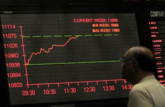 Nepatogūs pastebėjimai: pasaulio ekonomika – ant prarajos krašto?