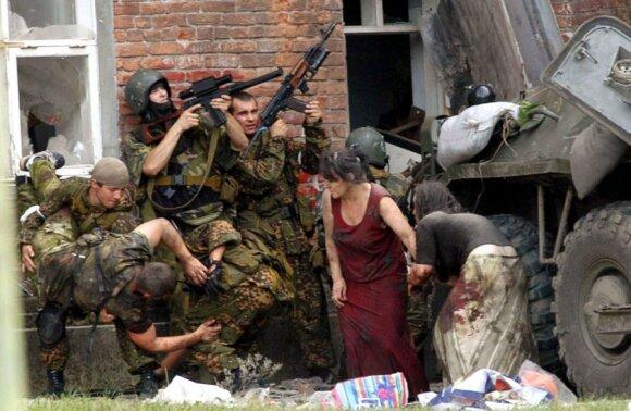Beslano tragedija 2004 m.