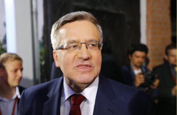 Bronislaw Komorowski