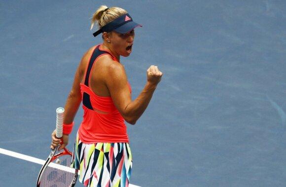 """""""US Open"""" finale – būsimos naujos pirmos pasaulio raketės triumfas"""