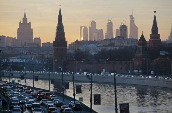 Putino Maskva – naujo pobūdžio Potiomkino kaimas