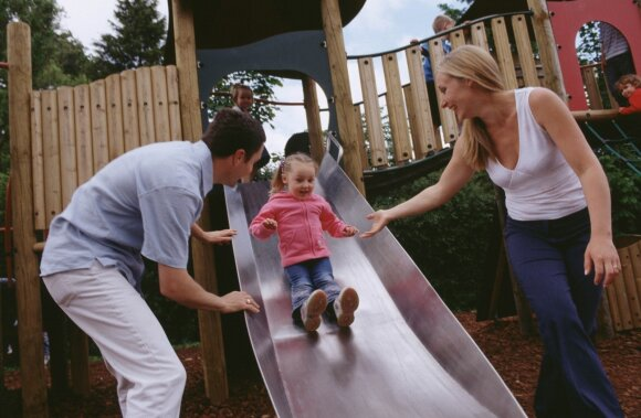 Idealus planas vaikų dienai: ką nuveikti, kad būtų įdomu ir tėvams, ir vaikams