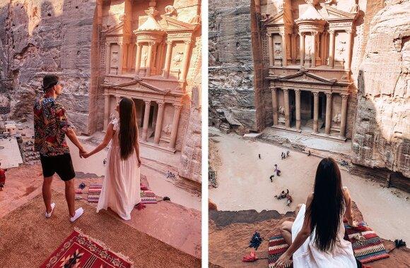 Kelionė po Jordaniją