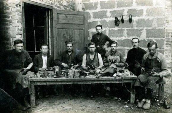 Salantų žydai