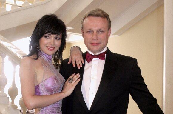 Anastasija Zavorotniuk ir Sergejus Žigunovas