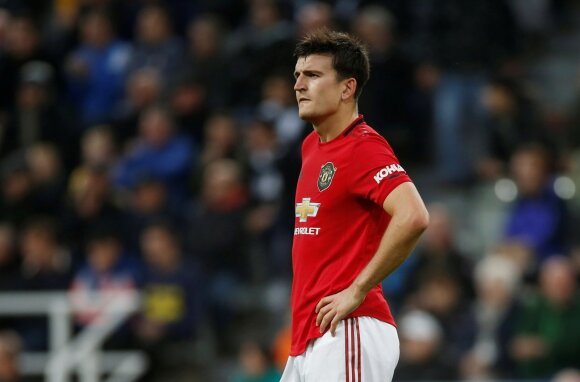 Harry Maguire'as