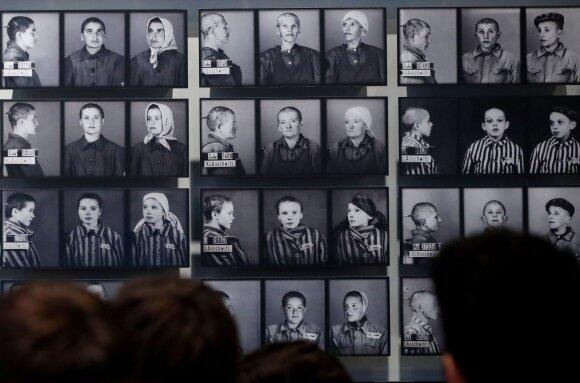 Aušvico aukų portretai