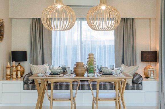 Įsirenginėjantiems būstą – būtiniausių pirkinių sąrašas