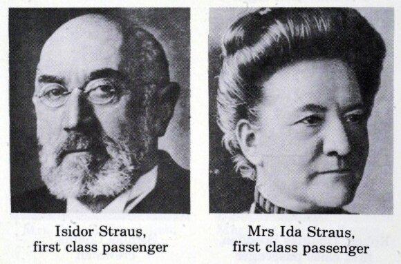 Isidoras ir Ida realiame gyvenime