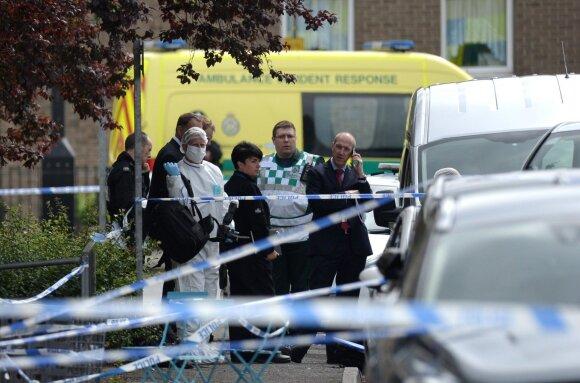 Šokiruojantis D. Britanijos parlamentarės J. Cox nužudymas: kas atsitiko