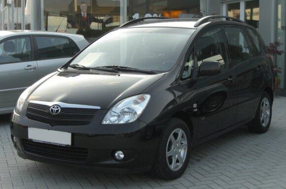 """""""Toyota Corolla Verso"""""""
