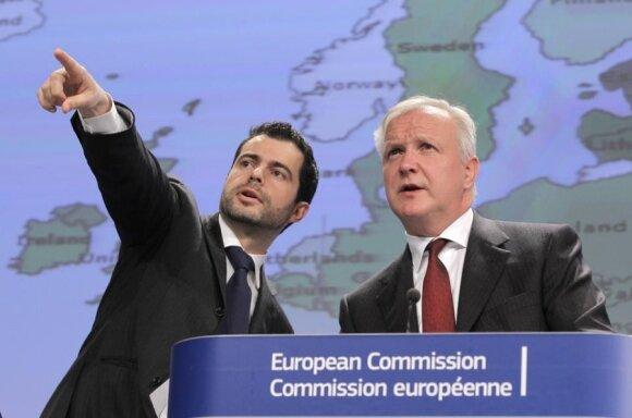 Ollis Rehnas (dešinėje) ir Simonas O'Connoras (kairėje)
