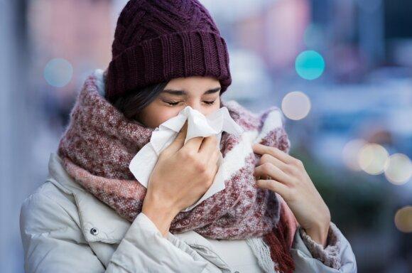 Lietuvoje noras apsisaugoti nuo gripo šiemet kur kas didesnis: kada skiepytis jau per vėlu?