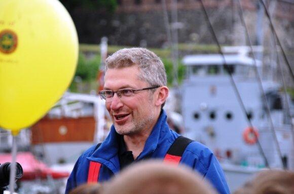 Baltijos TV vadovais paskirti L.Elkimavičius ir P.Kovas