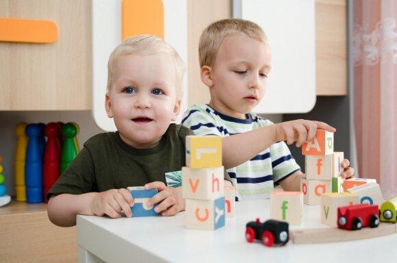 Ruošiame vaiką darželio lankymui: patarė, ką padaryti dabar, kad rudenį būtų lengviau