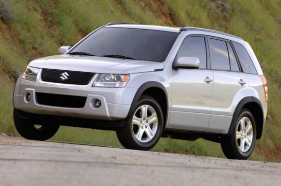 Suzuki Grand Vitara (2006 m.)