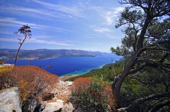Bodrumo kurortas Turkijoje: kuo ši dviejų jūrų skalaujama vieta taip traukia lietuvius?
