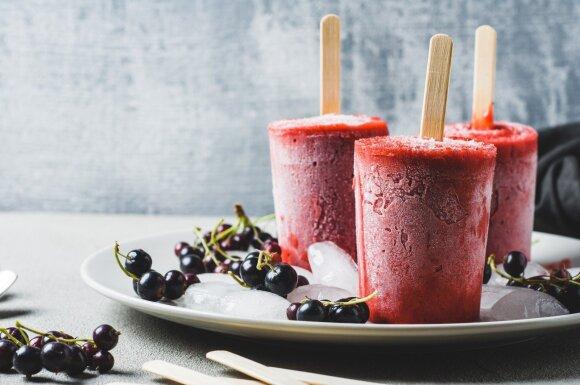 Geriausias vasaros desertas namie: sveika ir prireiks tik keturių produktų