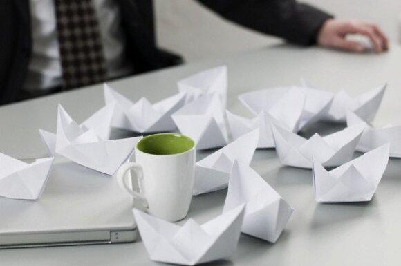 B. Gateso verslo sėkmės priežastis: prilygti bus sunku