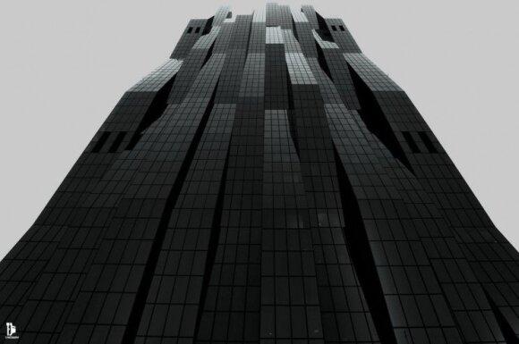 DC bokštas Vienoje