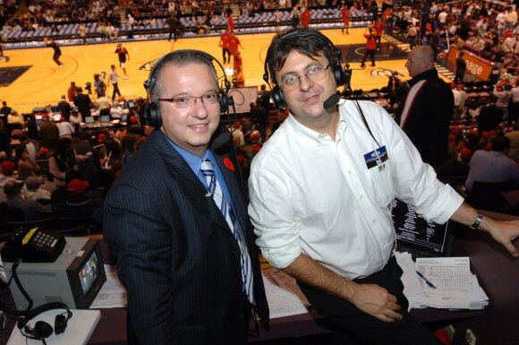 Maurizio Gherardini (kairėje) 2006-aisiais