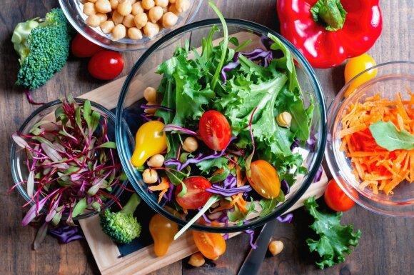 Kas yra volumetrinis mitybos planas ir kaip jis veikia?