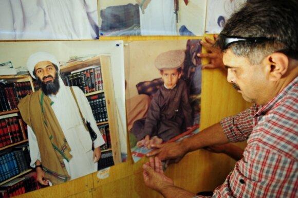 Osamos bin Ladeno atvaizdas