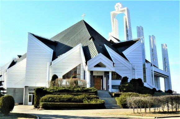 Elektrėnų bažnyčia