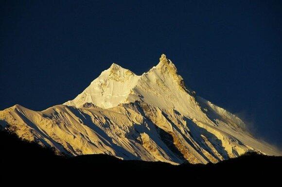 Manaslu (Nepalas) / Ben Tubby nuotr.