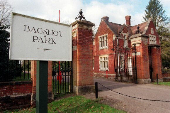 """Bagshot Park"" rezidencija"