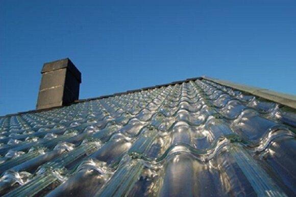 Namo stogo čerpės -lęšiai/ G. Klimavičiaus pristatymo skaidrės