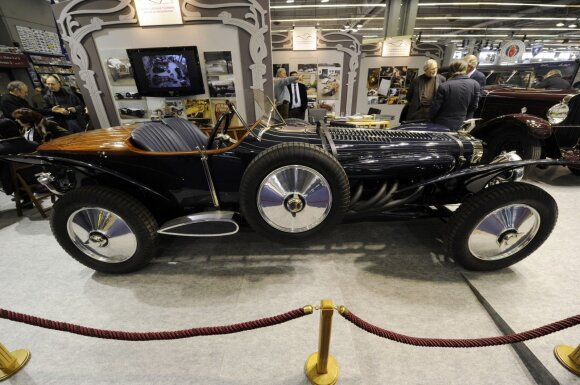 """Hispano-Suiza"" automobilis"