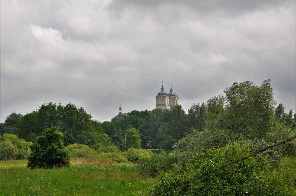 Širvinta – vienintelis pokaryje neatstatytas Europos miestas