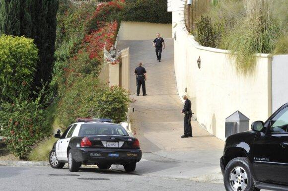 Brittany Murphy namas po jos mirties