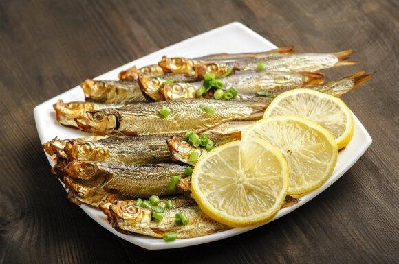 Kas visgi yra šprotai: žuvų rūšis ar paruošimo būdas?