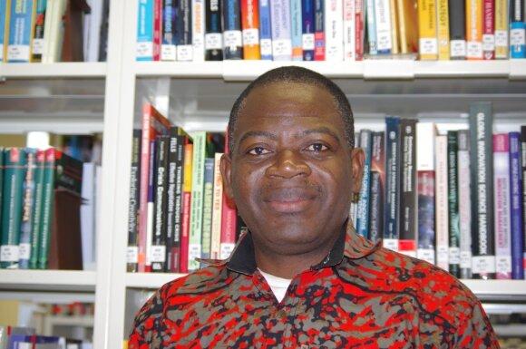 Samuel A. Ntewusu