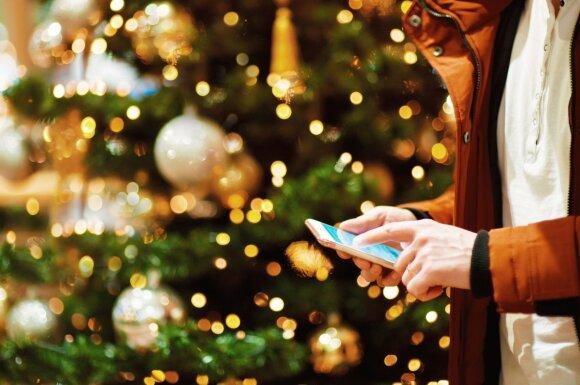 Kalėdos ir išmaniosios technologijos