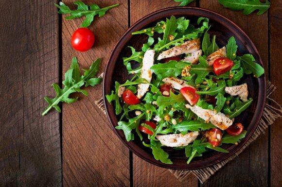 Šiaurės dieta: prieinama ir liaupsinama mitybos specialistų