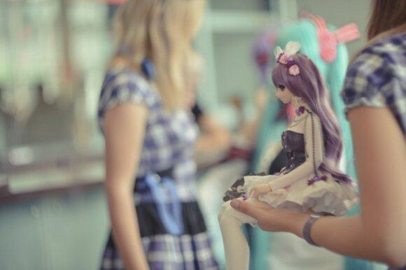 "Įsibėgėja šeštasis japonų kultūros festivalis ""nowJapan 2014"""